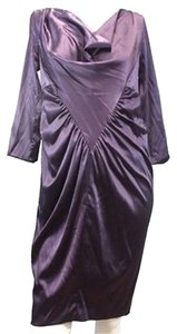 Rene Ruiz short dress Satin Silk 8 on Tradesy