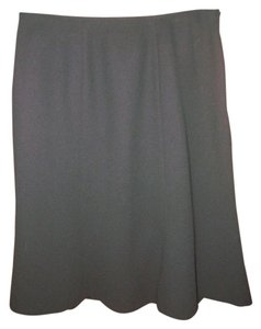 Evan Picone Skirt Black