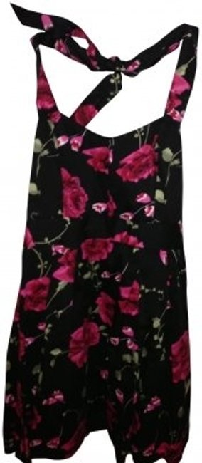 Preload https://item4.tradesy.com/images/forever-21-black-with-roses-halter-full-skirt-above-knee-night-out-dress-size-4-s-30908-0-0.jpg?width=400&height=650