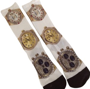 Hot Sox WHAT TIME IS IT ROLEX SOX