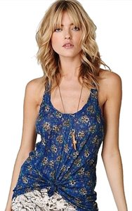 Free People Top TROPICAL