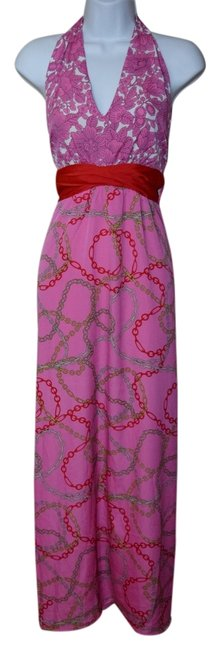Preload https://item2.tradesy.com/images/new-york-and-company-maxi-dress-pink-3091066-0-0.jpg?width=400&height=650