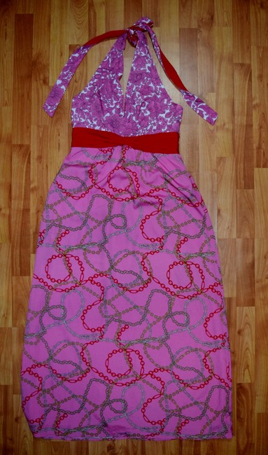 Pink Maxi Dress by New York & Company