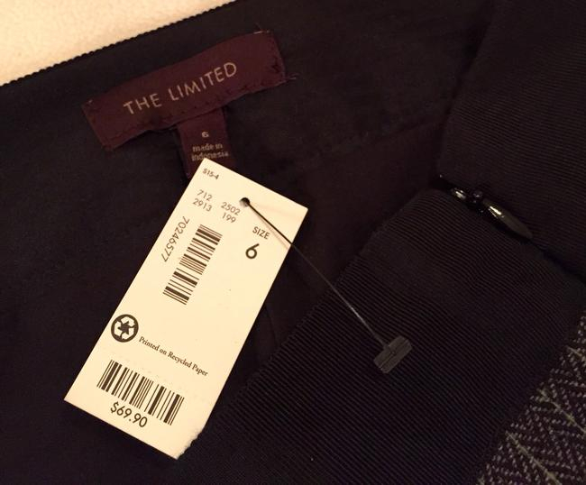 The Limited Skirt Charcoal