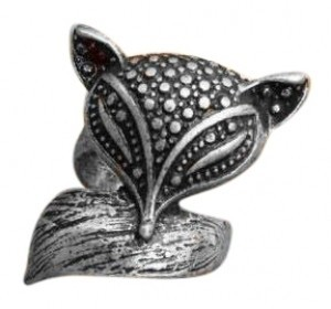 Other cute fox ring