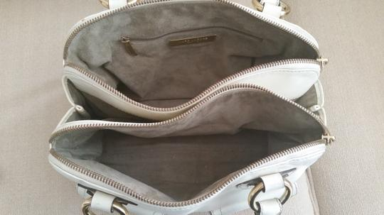 Marc Jacobs Satchel in Ivory