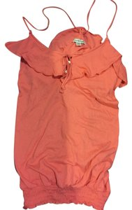 American Eagle Outfitters T Shirt Coral