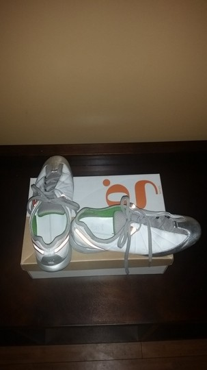 Cole Haan White/Silver Athletic