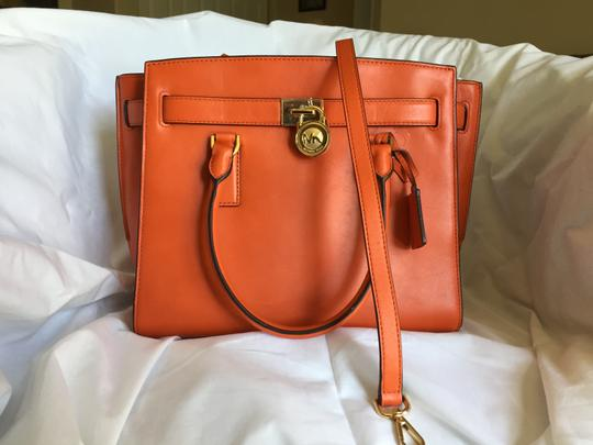Michael Kors Satchel in Orange