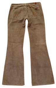 7 For All Mankind Boot Cut Jeans-Light Wash