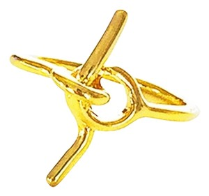 Other The Love Knot Ring 18k Gold Plated