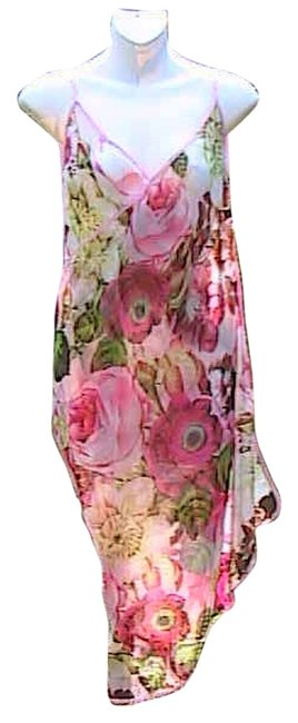 Other Floral Chiffon Wrap Around Cover