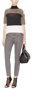 Helmut Lang Skinny Jeans-Light Wash