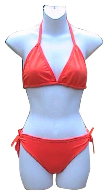 Other 2 piece Orange Bathing Suit