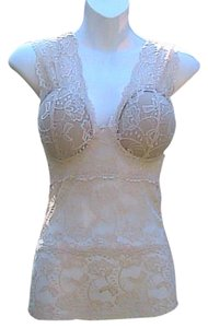 Other Lace Top Nude