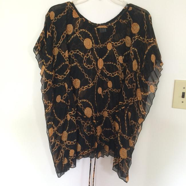 Other Top Black, Gold