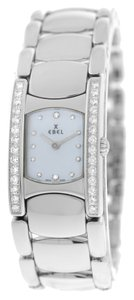 Ebel Ebel Beluga 9057A28-10 Stainless Steel Diamond MOP Quartz Watch
