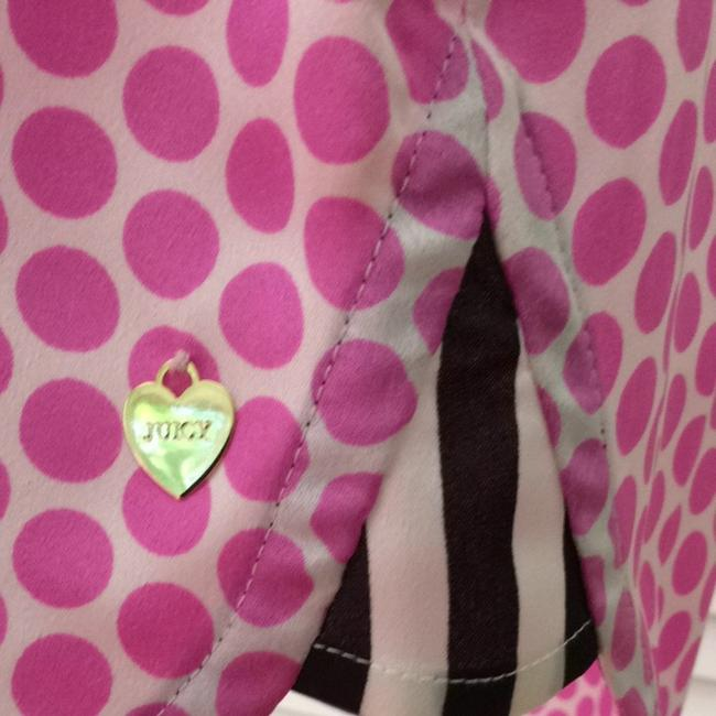 Juicy Couture short dress Pink white Purple on Tradesy