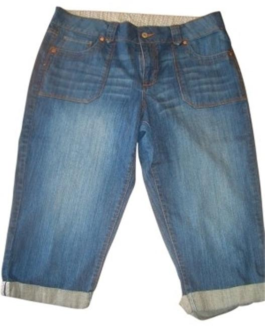Preload https://item1.tradesy.com/images/faded-glory-blue-distressed-in-dark-capricropped-jeans-size-35-14-l-30955-0-0.jpg?width=400&height=650