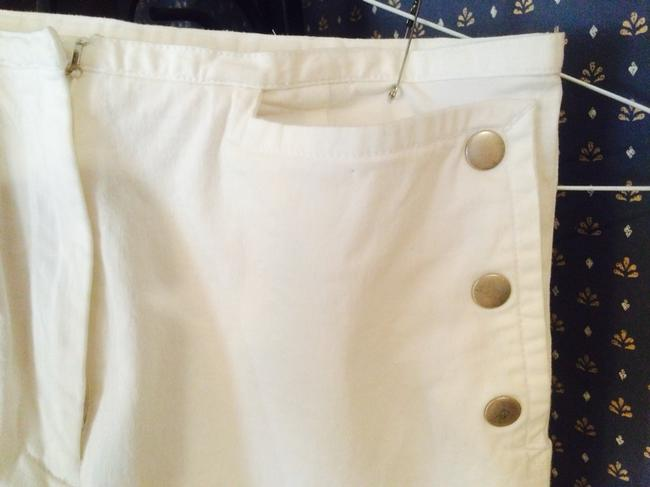 Talbots Capris Whilte