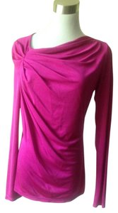 Rachel Roy Signature Top Magenta