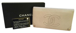 Chanel Chanel Chevron Wallet
