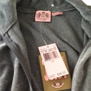 Juicy Couture Grey Jacket
