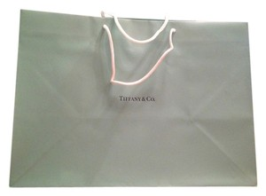 Tiffany & Co. Tiffany & Co. shopping tote. Brand new; never been opened