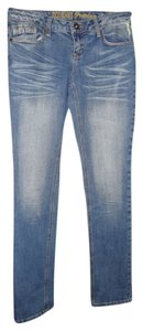 Zoo Jeans Premium Skinny Jeans-Medium Wash