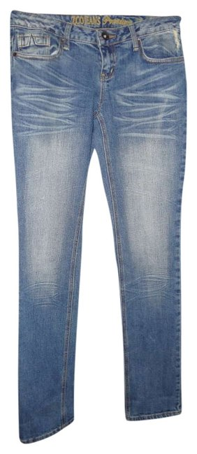 Preload https://item3.tradesy.com/images/medium-wash-skinny-jeans-size-31-6-m-309667-0-0.jpg?width=400&height=650