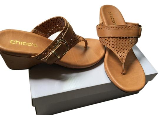 Preload https://item5.tradesy.com/images/chico-s-saddle-wedges-size-us-9-3096799-0-0.jpg?width=440&height=440