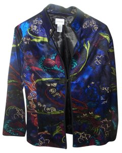 Chico's multi color Jacket