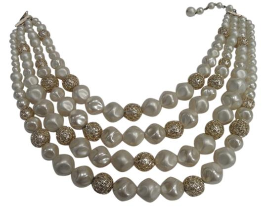 Preload https://item3.tradesy.com/images/unsigned-four-strand-baroque-pearl-necklace-3096967-0-0.jpg?width=440&height=440