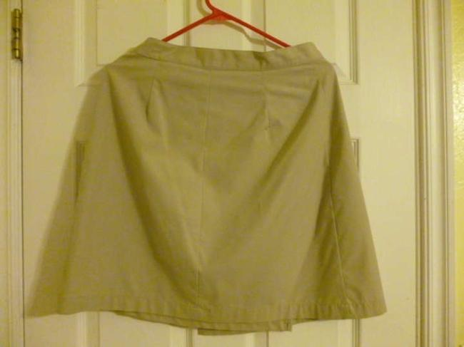 Dockers Skirt Khaki