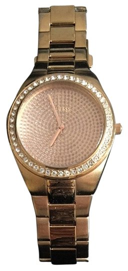 Preload https://item4.tradesy.com/images/guess-rose-gold-watch-3097273-0-0.jpg?width=440&height=440