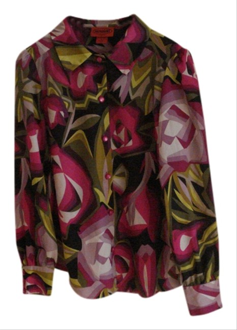 Missoni for Target Abstract Bold Top MULTICOLOR