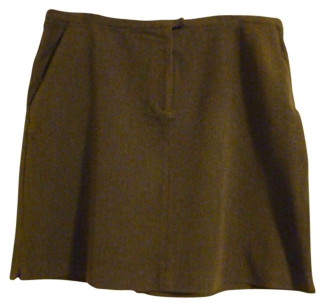 American Eagle Outfitters Skirt Gray