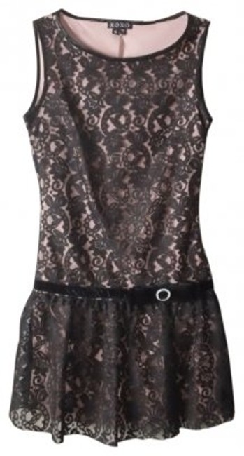 Preload https://img-static.tradesy.com/item/30982/xoxo-pink-black-party-above-knee-night-out-dress-size-2-xs-0-0-650-650.jpg