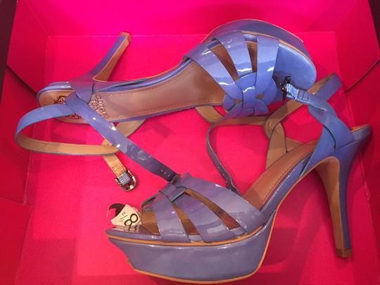 Vince Camuto Lake Blue Sandals