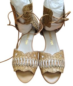 Candela light brown Sandals