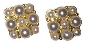 Other Beautiful Multi Faux Pearl Earrings