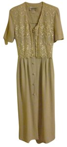 Sage Green Maxi Dress by S.L. Fashions