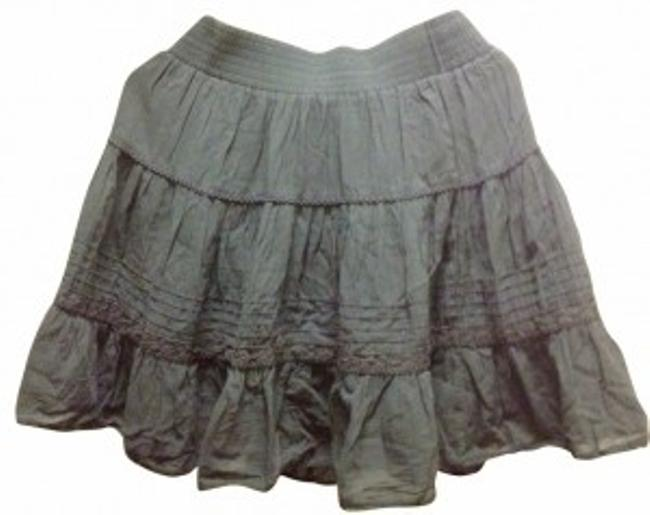 Preload https://item1.tradesy.com/images/h-and-m-dark-grey-knee-length-skirt-size-10-m-31-30990-0-0.jpg?width=400&height=650