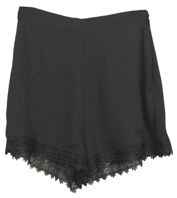 Nasty Gal Shorts Black