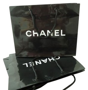 Chanel CHANEL PAPER SHOPPING BAG