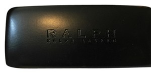 Ralph Lauren Black Ralph Lauren Sunglasses case with New cloth