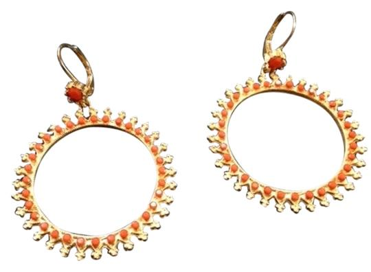 Preload https://item4.tradesy.com/images/other-coral-and-gold-earrings-3099493-0-0.jpg?width=440&height=440