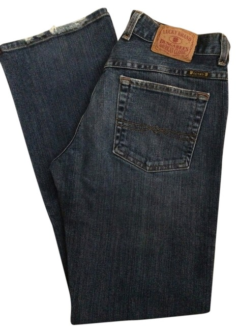 Lucky Brand Boot Cut Jeans-Medium Wash