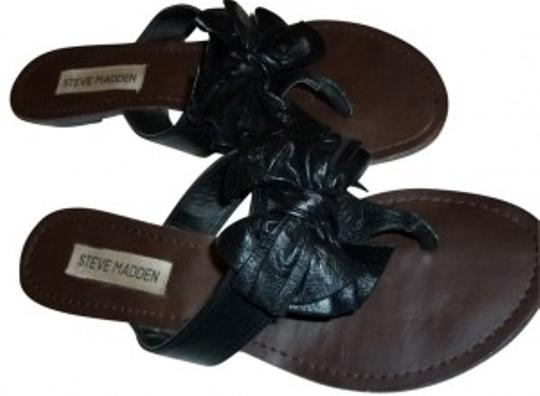 Preload https://img-static.tradesy.com/item/30998/steve-madden-black-p-dorra-sandals-size-us-75-regular-m-b-0-0-540-540.jpg
