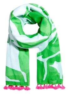 Lilly Pulitzer Lilly Pulitzer For Target Scarf- Boom Boom